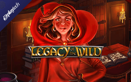 Legacy Of The Wild Playtech