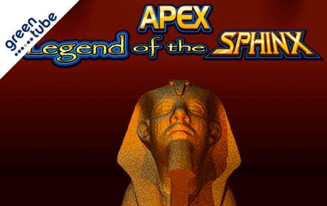 Legend Of The Sphinx Greentube