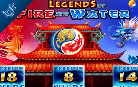 Legends Of Fire And Water Igt