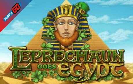 Leprechaun Goes Egypt Slot Playn Go