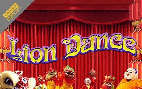 Lion Dance Eyecon