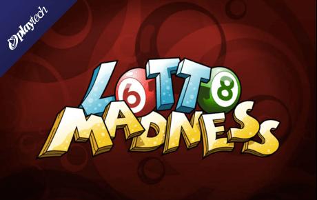 Lotto Madness Playtech