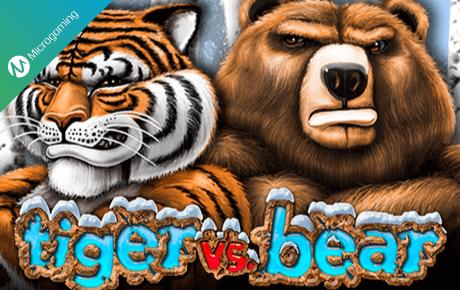Tiger Vs Bear Slot Microgaming