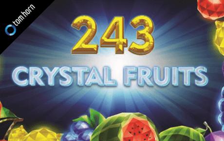 243 Crystal Fruits Tom Horn Gaming