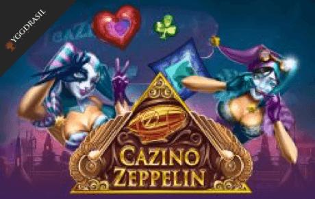 Cazino Zeppelin Slot Yggdrasil Gaming