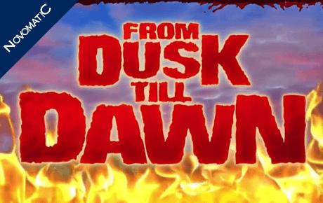 From Dusk Till Dawn Novomatic