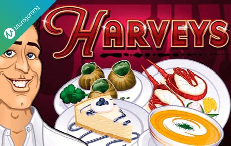 Harveys Microgaming Slot Oyunu