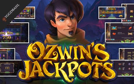 Ozwins Jackpots Yggdrasil Gaming