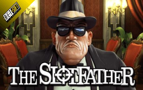 The Slotfather Slot Betsoft Game Logo
